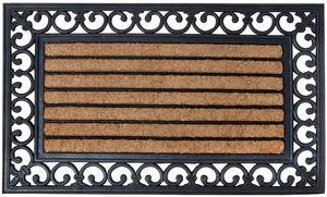 BEST FOR BOOTS - paillasson en caoutchouc et coco 75,5x45,5x1cm - Doormat