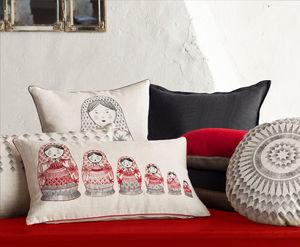 Iosis - sisters - Rectangular Cushion