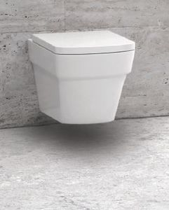 ITAL BAINS DESIGN - ch1060 - Wall Mounted Toilet