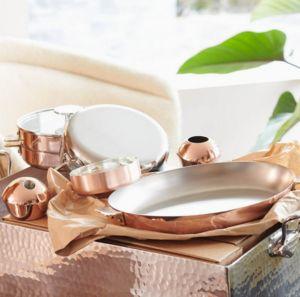 Mauviel - set ernest - Cookware Set