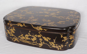Thierry GERBER - jl032 - Calligraphy Chest