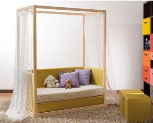 Dearkids Single canopy bed