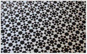 Moorisharts Mosaic wall tile