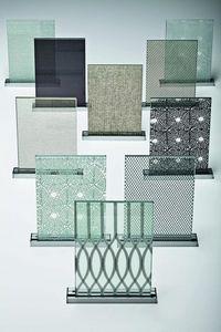 Nya Nordiska Decorative glass panel