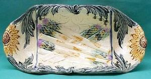 Celix Infusing Art Asparagus platter