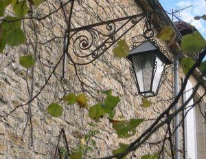 La Forge De La Maison Dieu Lantern support