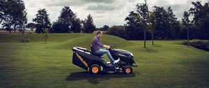 Husqvarna France Garden tractor