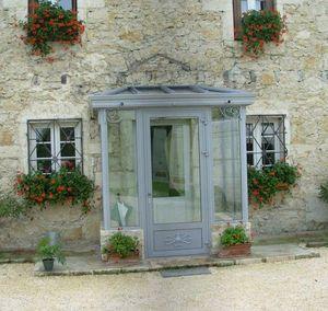 Spoto Veranda Entrance security door