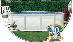 Vogue Pools Frame swimming pool