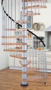 Er2m Spiral staircase