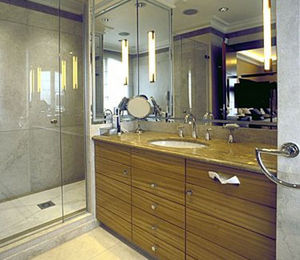D&k Interiors Interior decoration plan - Bathrooms