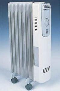 Alpatec Electric oil-filled radiator
