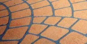 Moderne Methode Concrete coating