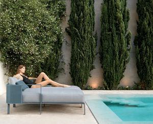 Double Sun lounger-GANDIA BLASCO