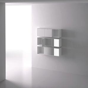 Boffi - othello - Bathroom Wall Cabinet