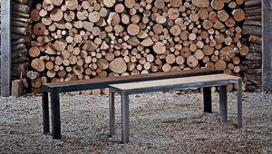 ADRIAN DUCERF -  - Rectangular Dining Table