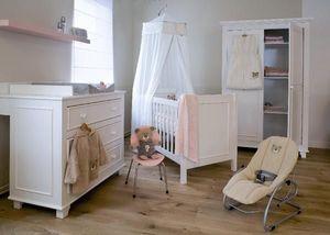 ABC MEUBLES - armoire 2 portes nice - Children's Wardrobe