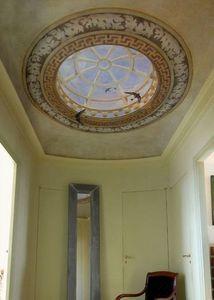Fabienne Colin -  - Ceiling Fresco