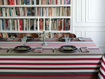 Jean Vier - ainhoa caramel - Anti Stain Tablecloth