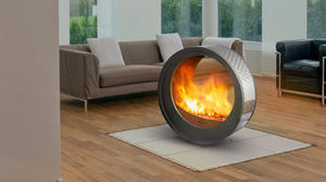 Arkiane -  - Flueless Burner Fireplace