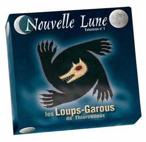 Asmodee - nouvelle lune : extention pour les loups garous - Parlour Games