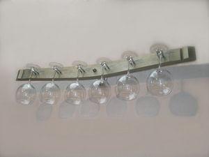 Douelledereve - dégustation - Glasses Rack