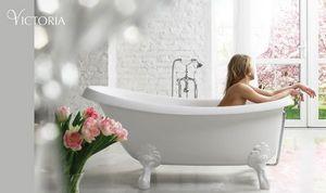 Aryga - PlusDePlace.fr - victoria - Freestanding Bathtub With Feet