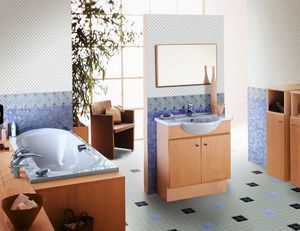 Emaux de Briare -  - Mosaic Tile Wall