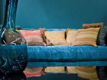 EVOLUTION21 BY KARINE BONJEAN -  - Square Cushion