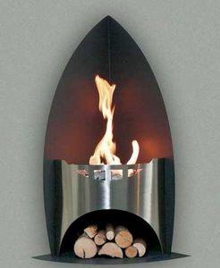 ALFRA FRANCE - orchidée - Flueless Burner Fireplace