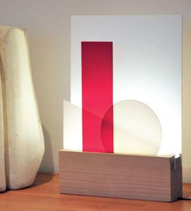 ATELIER D'EXERCICES - euclide - Table Lamp