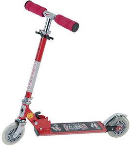 WDK Groupe Partner - trottinette 2 roues en acier et aluminium - Scooter