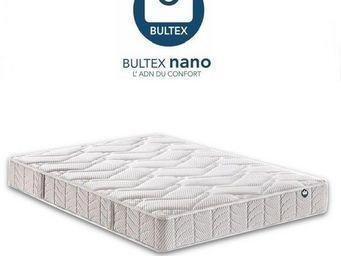 Bultex - matelas 140 * 190 cm bultex i novo 950 épaisseur 2 - Fixed Slats Base