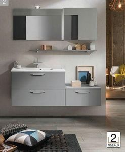 Delpha - unique soft- - Bathroom Furniture