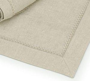 A CASA BIANCA - agropoli linen _ - Place Mat