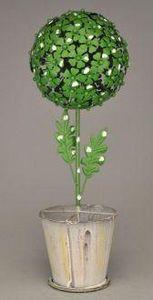 Demeure et Jardin - plante boule ronde - Artificial Tree