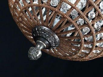 Spiridon - boulet- - Hanging Lamp