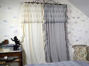 AMANDINE DE BREVELAY -  - Ready To Hang Curtain