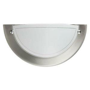 Brilliant - miramar - applique vasque gris l31cm | applique br - Ceiling Lamp
