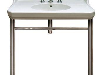 A l'epi D'or -  - Pedestal Washbasin