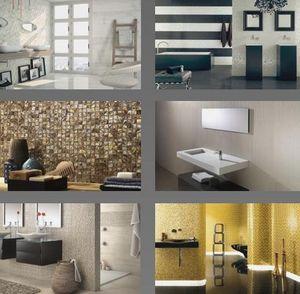 La Maison Du Bain -  - Mosaic Tile Wall