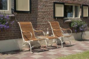 Livingstone Terrasso -  - Garden Armchair