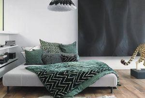 Maison De Vacances - velours zig zag - Bedspread