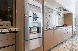 Marbrerie Des Yvelines -  - Built In Kitchen