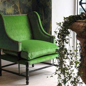 Moissonnier -  - Armchair With Headrest
