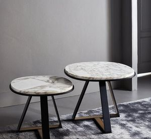 Meridiani -  - Round Coffee Table