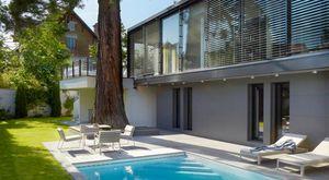 Agence Nuel / Ocre Bleu -  - Architectural Plan