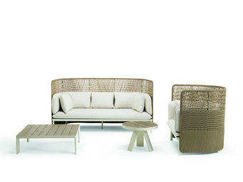 Ethimo - esedra - Garden Sofa