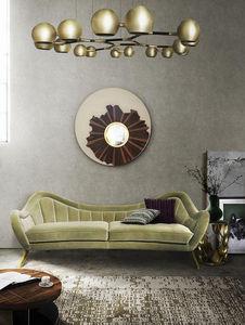 BRABBU DESIGN FORCES - hermes - 3 Seater Sofa