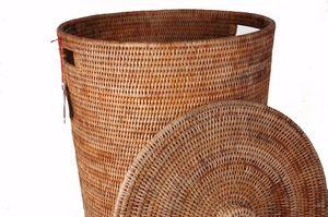 BaolgiChic - rotin naturel - Laundry Hamper